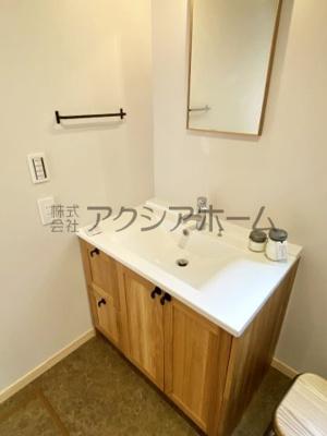 【独立洗面台】入間市大字小谷田・全2棟 新築一戸建 B号棟