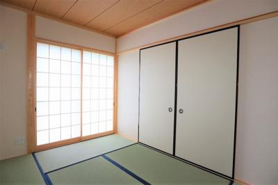 和室は1箇所ございます。