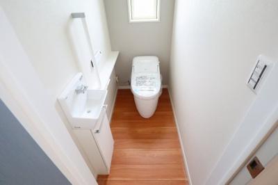 トイレは1箇所となります。