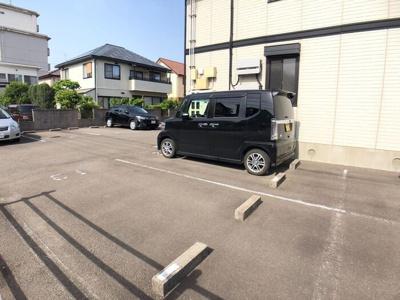 【駐車場】サン・フォーレ