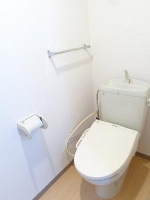 【トイレ】サン・フォーレ