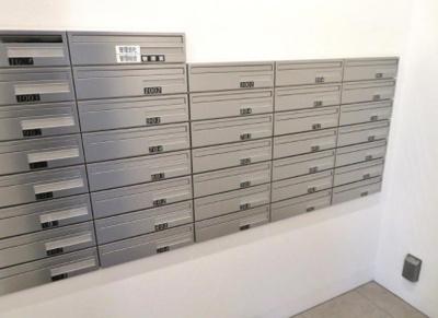 メールボックスです