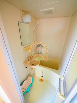 【浴室】ランドヒルズウエストA棟