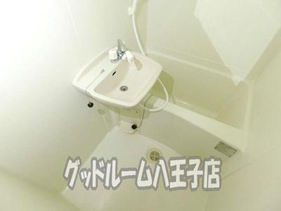 【浴室】レオパレスNAKAGOME