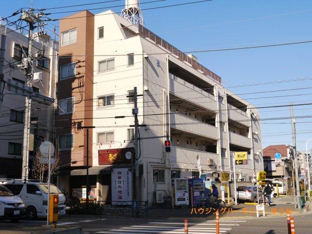 【外観】本町マンション