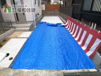 【駐車場】神戸市西区王塚台6丁目 新築戸建