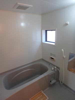 【浴室】ウィルコート万々 A棟