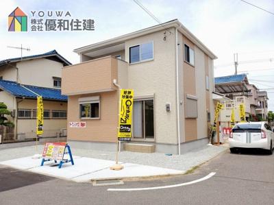 【外観:施工例】神戸市西区伊川谷町潤和 新築戸建