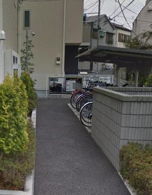 【エントランス】ミロワール中板橋