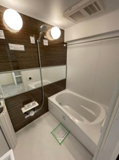 ユニットバス新規交換(追い焚き・浴室乾燥付き)