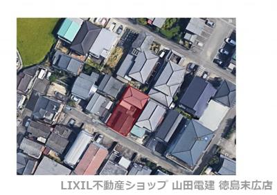 【外観】No.9 徳島市八万町内浜 土地