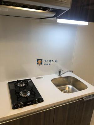 【キッチン】スプランディッド難波元町DUE