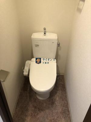 【トイレ】スプランディッド難波元町DUE