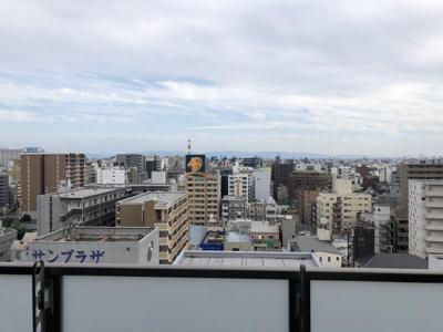 【展望】スプランディッド難波元町DUE