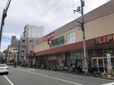 【周辺】スプランディッド難波元町DUE