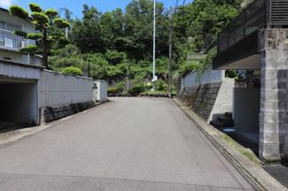 【前面道路含む現地写真】56916 岐阜市日野東中古戸建て