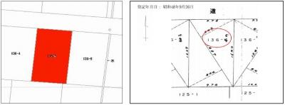 【区画図】横川土地