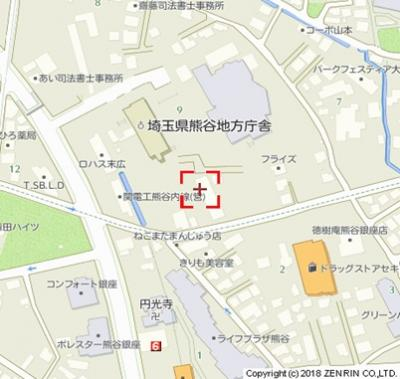 【地図】※レフィナード末広