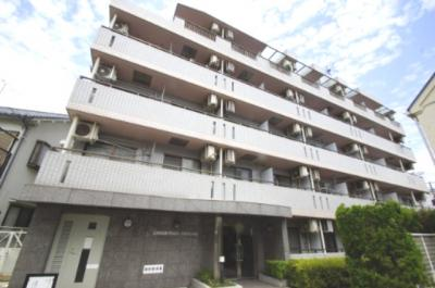 東急多摩川線「矢口渡」駅より徒歩1分のマンションです