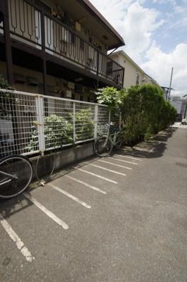 「駐輪スペース」