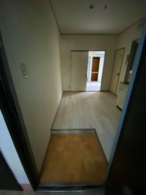 【玄関】パークサイドマンション