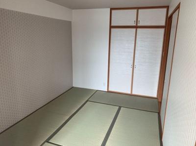 和室6帖です♪