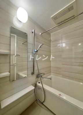 【浴室】フロンティア新宿タワー