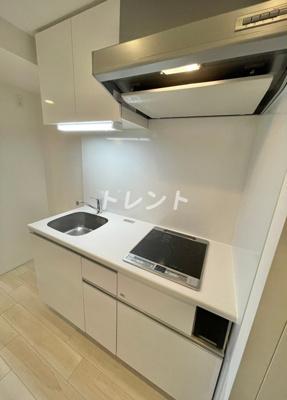 【キッチン】フロンティア新宿タワー
