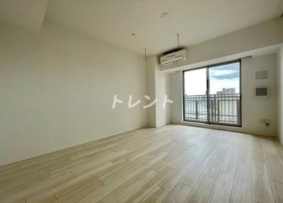 【寝室】フロンティア新宿タワー