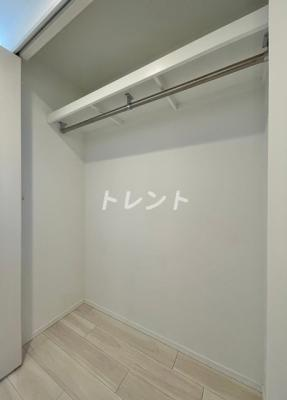 【収納】フロンティア新宿タワー