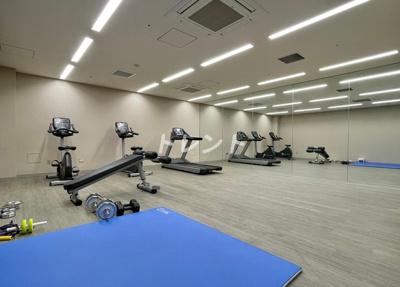 【ロビー】フロンティア新宿タワー