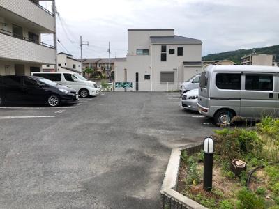 【外観】サンフレーズ箕面駐車場