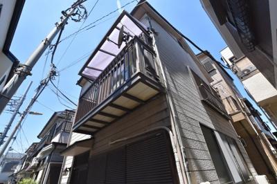 【外観】奥戸2丁目12戸建