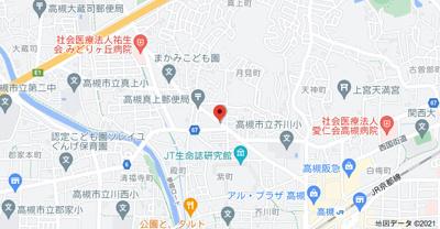 【地図】ラベンダー真上㈱Roots