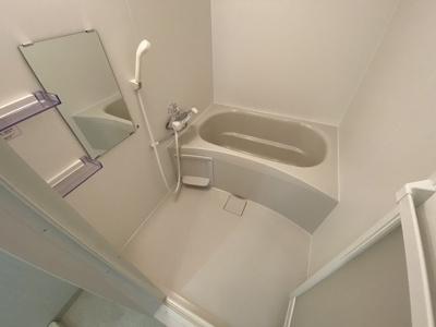 【浴室】ラベンダー真上㈱Roots