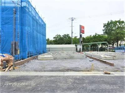 【外観】神戸市垂水区青山台5丁目 3号棟 新築戸建