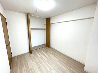 全室収納ありで、居住スペースが広々します!