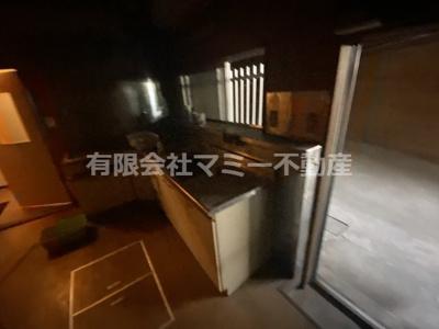 【キッチン】住吉住居付事務所H