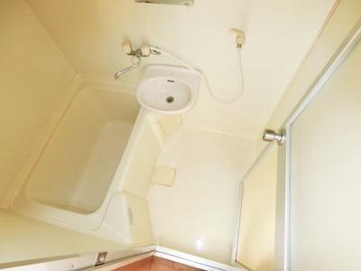 【浴室】ハイツグリーンウッド