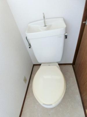 【トイレ】ハイツグリーンウッド