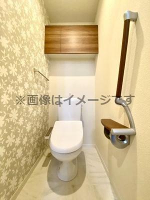 【トイレ】ベレオ小松原
