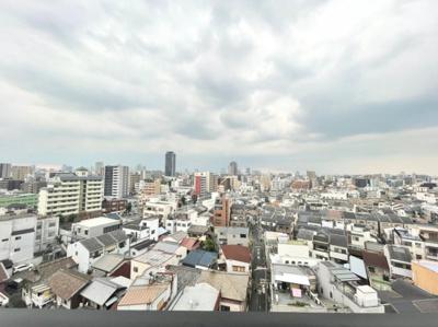 【展望】ファステート大阪上本町ソーレ