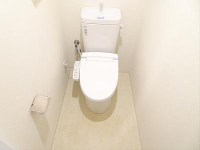 【トイレ】ルシュクレ永福