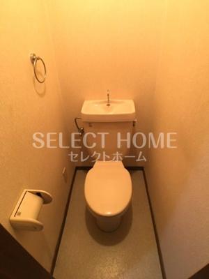 コンパクトで使いやすいトイレです 同型タイプです