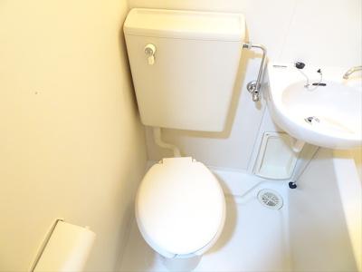 【トイレ】ロワール大原