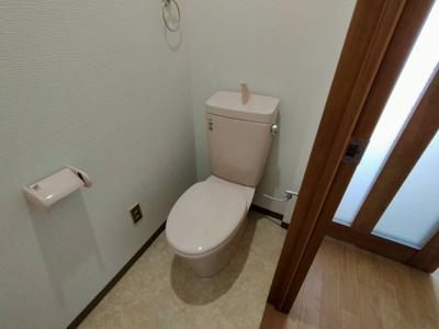【トイレ】第2ハレーハイツ