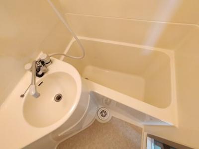 【浴室】第2ハレーハイツ