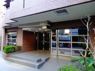 【エントランス】菱和パレス明大前壱番館