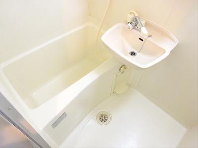 【浴室】菱和パレス明大前壱番館
