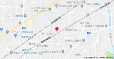 【地図】ストリーム桜ケ丘 (株)Roots